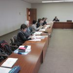 2017年 福岡県労働政策課との懇談会